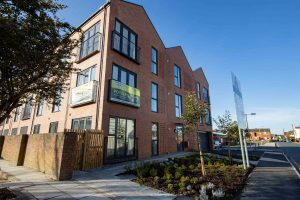 Apartments in New Brighton, Wirral