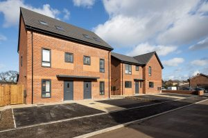 Homes for shared ownership at Sycamore Gardens in Ellesmere Port