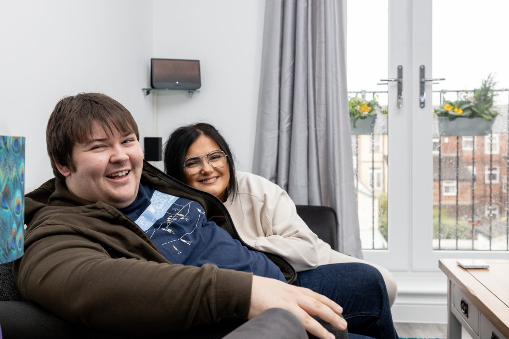 Shared Ownership case study, Adam & Molly