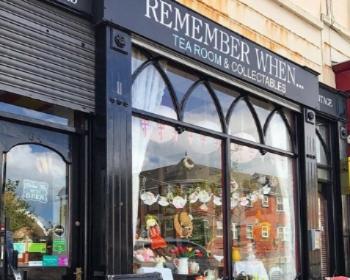 Remember When tea rooms, New Brighton