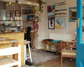 Sea Shanty cafe, New Brighton