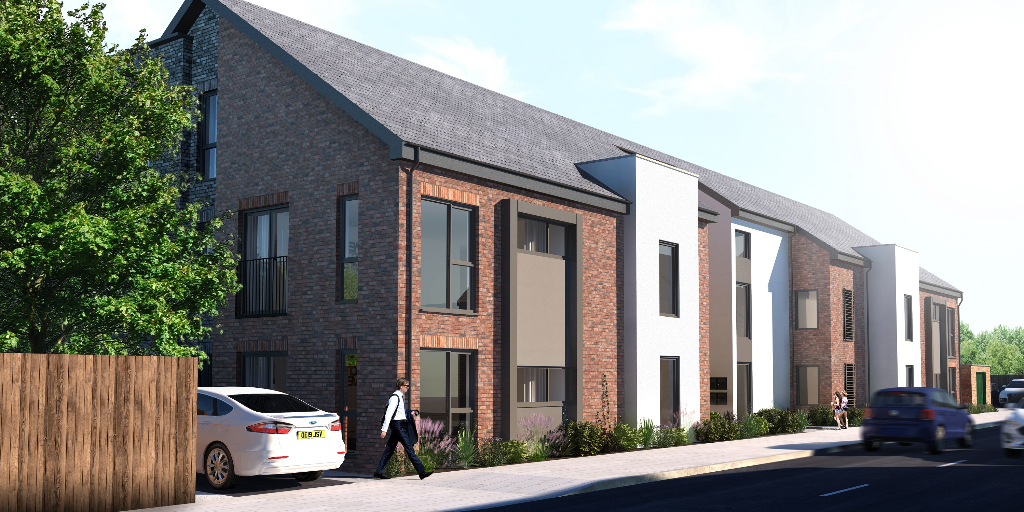 Clifton Place new homes in Aigburth