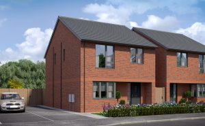 The Aspen - 4-bedroom home for shared ownership