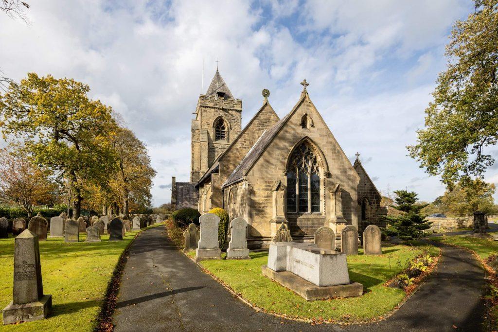 St Michael's Church, Grimsargh