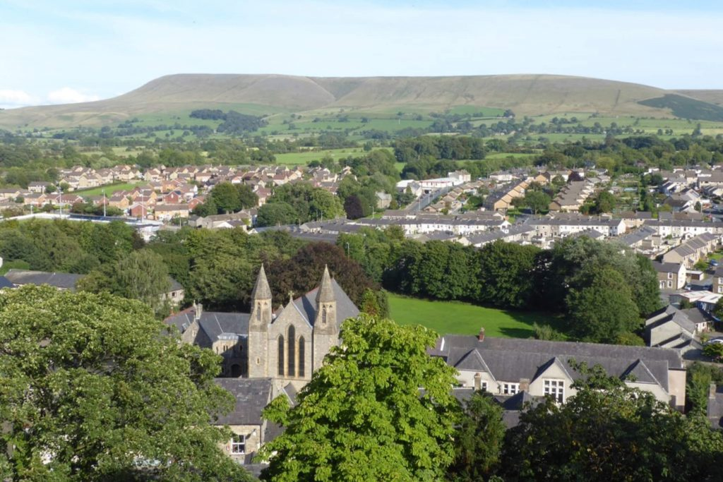 Castle Croft is located in beautiful Clitheroe