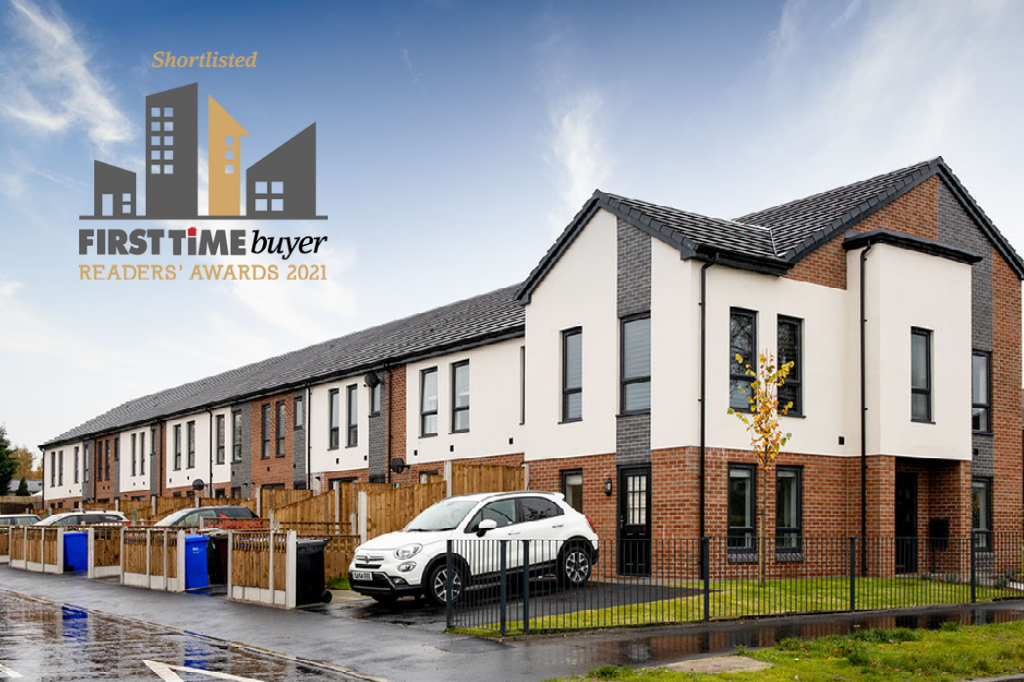 Onward Living shortlisted for First Time Buyer Readers' Awards