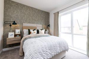 Bedroom in The Birkdale at Sandhills Park, Scarisbrick