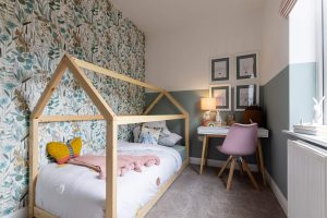 Child's bedroom in The Birkdale at Sandhills Park, Scarisbrick