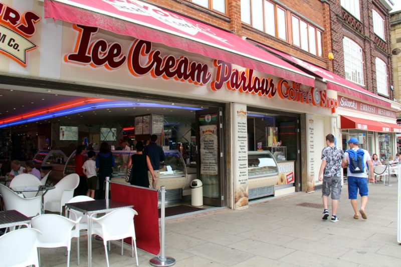 Flavours Ice Cream, Southport
