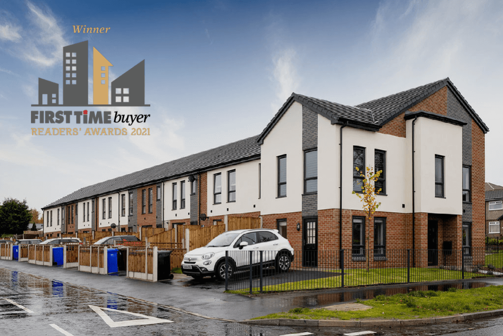 Best New Development in the North - First Time Buyer Readers' Awards 2020